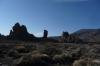 Los Roques de Garcia, in the caldera, Las Caňadas near El Teide, Tenerife ES