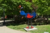 Art in Charles Krutch Park, Knoxville TN