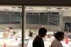 Control Centre under renovation. Johnson Space Centre, Houston TX