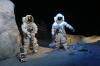 Apollo 11 moon landing. Space Centre Museum Houston TX USA