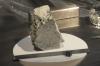 Moon rock, Space Centre Museum Houston TX USA