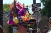 Madison Street stalls for the Fiesta San Antonio TX