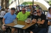 We shared drinks with Tim & Hershe on the River Walk in San Antonio TX