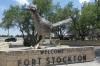 Paisano Pete: Giant Roadrunner, Fort Stockton TX