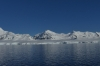 Travelling to Pléneau Bay, Antarctica