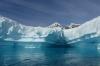 Iceberg Graveyard in Pléneau Bay, Antarctica