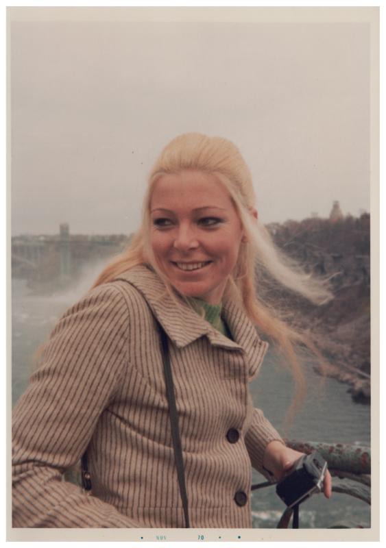 Thea at Niagara Falls