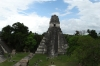 Temple I, Temple of the great Jaguar from Temple II