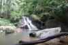 Water fall between Juara and Tekek, Tioman Island