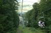 Magas-hegy chairlift at Sátorajlaújhely HU