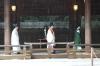 Wedding procession, Meiji Temple, Tokyo, Japan