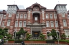 Tokyo Station, Japan.  Renaissance-style completed in 1914.