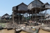 Kompong Phhluk floating village
