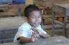 School at Kompong Phhluk floating village