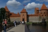 Bridge to Trakai Island Castle, LT