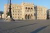 Palazzo del Governo in Piazza Dell'Unital D'Italia
