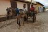 Horse & cart, Trinidad city, Cuba