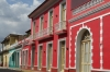Colourful houses in Trinidad