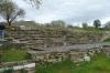 Theatre, Troy, ancient city, Turkey