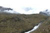 Camino de Garcia Moreno around Lake Toreadora, Cajas National Park, EC