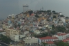 View of Santa Anna from La Perla (Ferris Wheel) , Guayaquil EC
