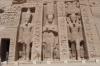 Temple of Nefertari dedicated to Hathor, Abu Simbel EG