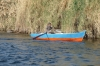 Boat ride to Nubian Village, Aswan - fishermen