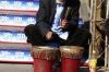 Musician, Xinjiang International Bazaar, Urumqi CN