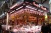 Mercado Central (Central Market), Valencia - jamon (ham)