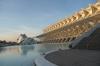 El Museu de les Ciències Principe Felipe, L'Hemisfèric and Palau de les Artes