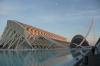 L'Àgora, El Puente de l'Assut de l'Or and El Museu de les Ciències Principe Felipe