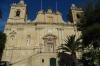 St Lorenzo Church, Birgu, Malta
