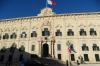 Auberge de Castille, now the Prime Minister's Office, Valletta MT