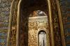 Ornate, gilded stucco, St John's Co-Cathedal, Valletta, Malta