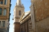 St Paul's Anglican Cathedral, Valletta, Malta. Not open.