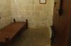 Don Francesco Vestuso's cell. The Inquisitor's Palace, Birgu MT