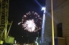 Fireworks on our first night in Malta, celebrating Malta's victory in the great siege of 1565