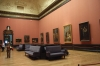 Beautiful room in the Kunsthistorisches Museum (Museum of Art History). Vienna AT