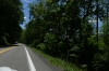 Driving through the northern West Virginian countryside