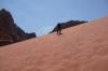 Wadi Rum - sand dune