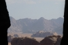 Wadi Rum - the gorge