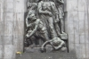Monument to Heroes of the Warsaw Ghetto. PL