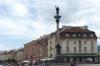 Sigismund's Column in Zamkowy Square, Warsaw PL