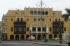 Municipal Palace, Plaza de Armas, Lima PE