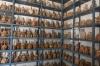 Storage of artefacts, Museo Rafael Larco Herrera, Lima PE