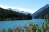 Duffy Lake north of Whistler BC