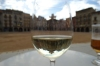 Evening drink in the Plaça Major (Main Square), Vic ES