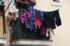 Washing in Rambla del Raval, Barcelona ES