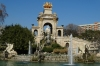 Cascade Monumental in Ciutedella Park, Barcelona ES