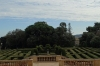 The maze at Parc del Laberint, Barcelona ES